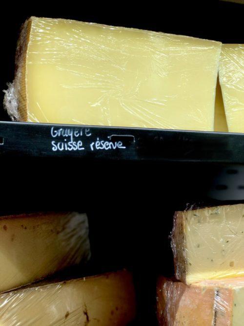 Fromages à fondue